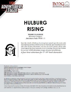 Hulburg Rising